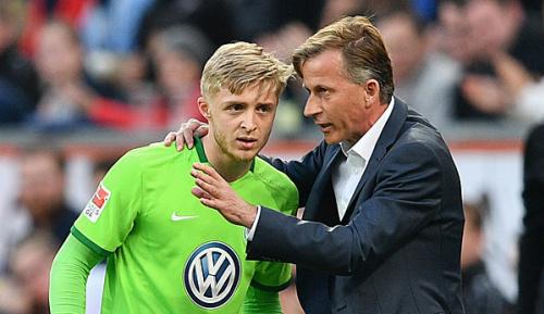 Bundesliga: Wolfsburg: Jonker legt Fokus auf die Offensive