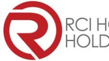 RCI Reports 1Q21 Club & Restaurant Sales, Reflecting Continued Rebound