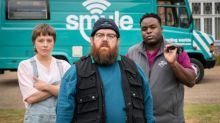 'Truth Seekers' Puts a Genuinely Spooky Spin on Nick Frost and Simon Pegg's Comedy of Errors: TV Review