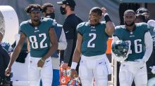 Eagles come up short against Rams, 37-19
