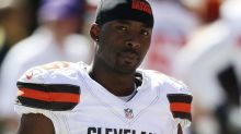 NFL receiver Andrew Hawkins gets his master's degree from Columbia