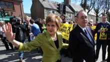 Nicola Sturgeon says Alex Salmond is 'clearly angry' with her for not covering up sexual harassment allegations