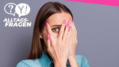 Alltagsfrage: Warum wird man bei Scham rot im Gesicht?