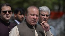 Pakistan's Supreme Court to rule on fate of PM Sharif