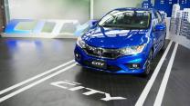 【新車速報】小資型男有點帥!2018小改款Honda City安全加分式登場