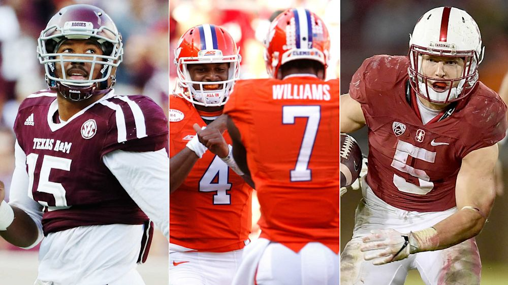 NFL Mock Draft 2017: Browns, 49ers stand pat; Jets get their QB