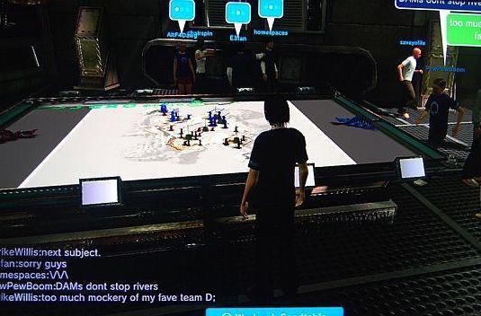 Warhawk game space hits Home this week
