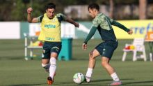 Palmeiras treina com novidades no time titular para enfrentar o Bolívar