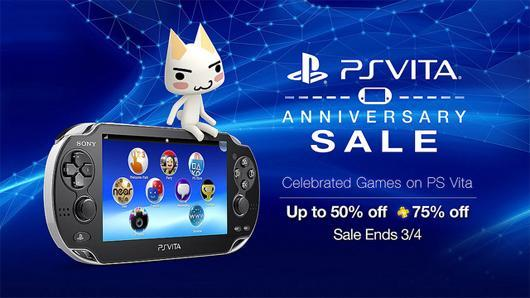 PS Vita celebrates anniversary with deals on Hotline Miami, Flower and more
