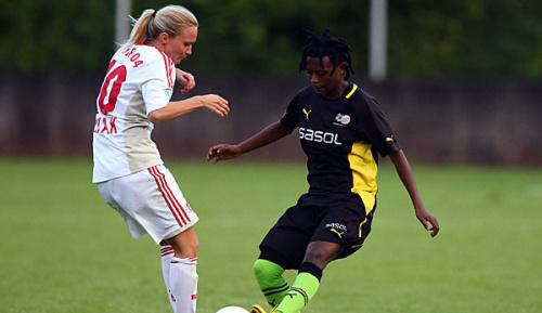 Frauen-Fußball: Knaak wechselt von Leverkusen nach Essen