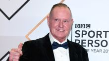 Paul Gascoigne pulls out of Italian reality show because of shoulder injury