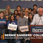 Eyewitness This: Sanders unveils bill to cancel student debt, Formosa Café set to reopen, Toys 'R' Us making comeback