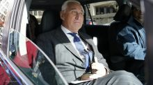 Stone's sentencing to begin after judge refuses new trial request
