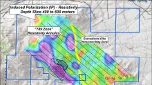 Bam Bam Resources' IP Survey Discovers New Zones at Majuba Hill Copper District
