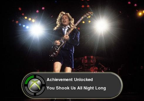 AC/DC track pack to include Achievements, Trophies