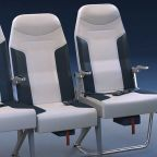 Game-changing staggered seating on flights receives FAA approval