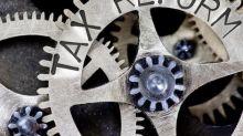 Positive Tax Reform News Drives Up Demand for Risky Assets