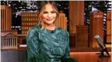 Chrissy Teigen Slams Troll Who Asked Her to 'Cover Up' Her Breasts Around Her Daughter