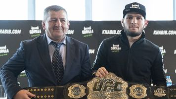 Khabib's father dies of COVID-19 complications