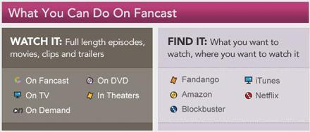 Comcast's Fancast a hit with consumers