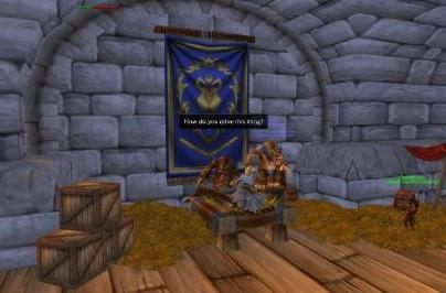 Around Azeroth: How do you drive this thing?