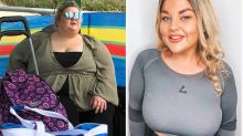 Woman who feared not fitting in restaurant chairs loses 63kg