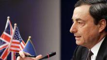 Draghi e le tecno-tirmestrali offrono ancora da bere