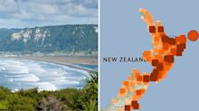 Urgent tsunami warning as three earthquakes hit New Zealand