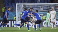 Locatelli goals send Italy to Euro last 16