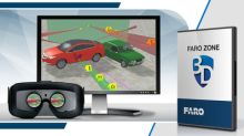 FARO® Introduces VR-Enabled FARO ZONE 3D 2018