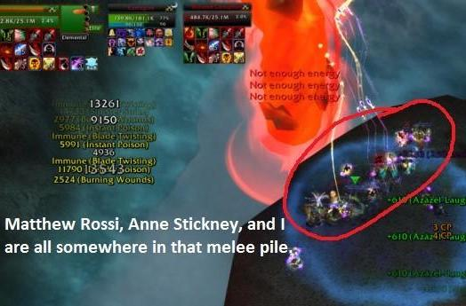 Encrypted Text: When your DPS doesn't matter