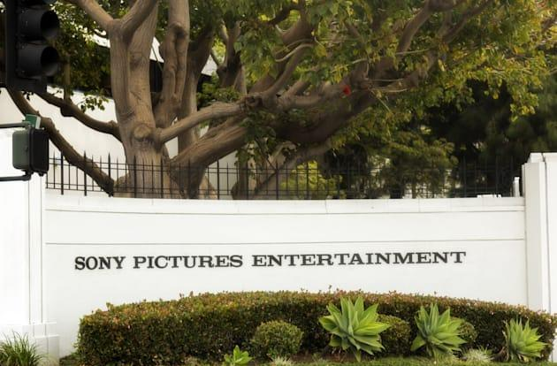Somebody's already making a movie about the Sony hack