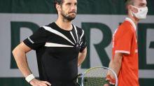 Roland-Garros (H) - Richard Gasquet, éliminé au 1er tour de Roland-Garros : « À court de tennis »