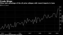 中國以創紀錄速度進口大宗商品 助燃疫情後的經濟復甦