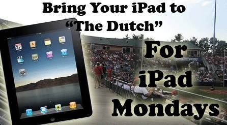 Minor league baseball team offers free tickets to iPad owners