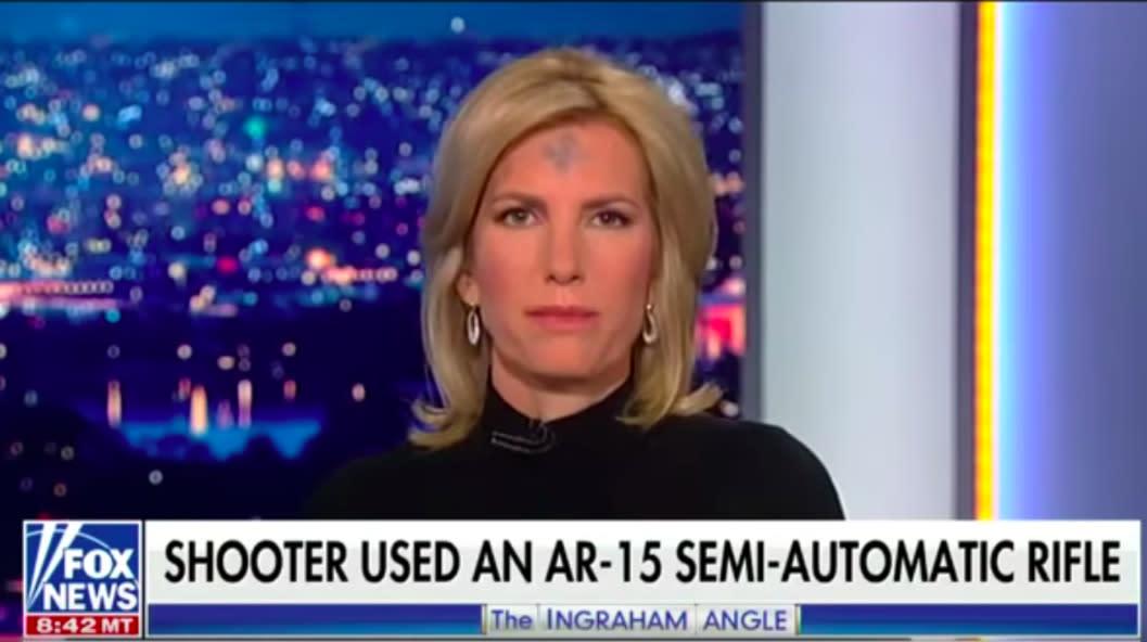 Laura Ingraham Hosts Segment On 'Safe' AR-15 Hours After Florida School Shooting