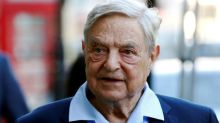 U.S. authorities investigate bomb found in mailbox at Soros' N.Y. home