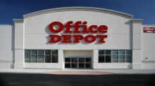 Why Did Office Depot, Inc. Shares Drop 18% in March?