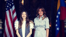 People react to Melania Trump's meeting with Venezuela's opposition leader's wife: 'You are no better than your husband'