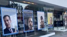 Kitson holiday window display targets Fauci, Chrissy Teigen, Alyssa Milano as 'hypocrites'