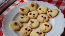【食譜】在家中「賞櫻」!櫻花曲奇(Sakura Cookies)