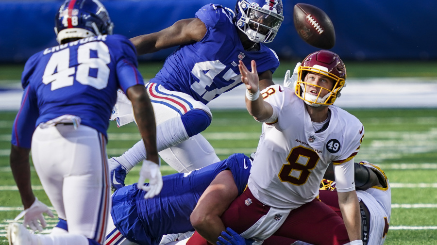 NFC East isn't playing professional football