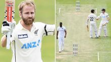 Kane Williamson makes brutal mockery of green pitch controversy