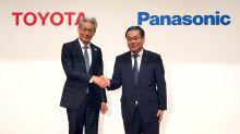 Toyota-Panasonic joint venture to start producing EV batteries