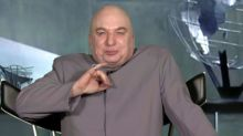 Mike Myers revives Austin Powers character Dr Evil