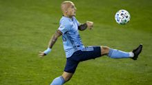 MLS: NYC rout Cincinnati after Mitrita makes history, Houston salvage point