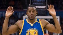 Andre Iguodala fined $10,000 for 'master' comments, remarks the NBA finds 'inappropriate'