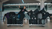 How United Airlines and Christian Siriano did Paris Fashion Week