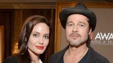Angelina Jolie and Brad Pitt Got Tattooed Together Just Months Before Their Breakup