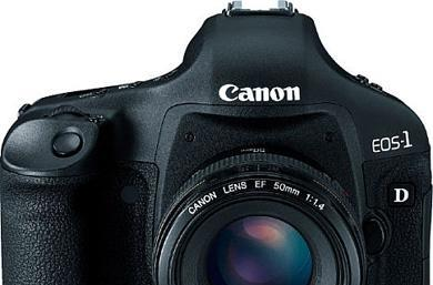 Canon's EOS-1D Mark III DSLR gets reviewed